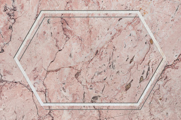 Marble frame design space