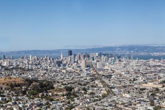 California City View