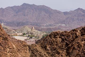 Landschaft  -  Vereinigte Arabische Emirate