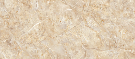 Real natural marble stone beige