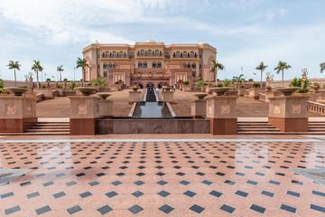 Emirates Palace - Hotel in Abu Dhabi