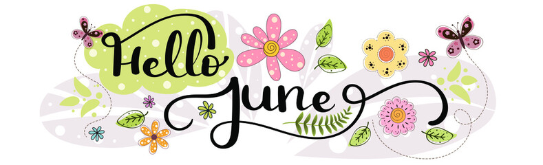 "hello June"" photos, royalty-free images, graphics, vectors ..."