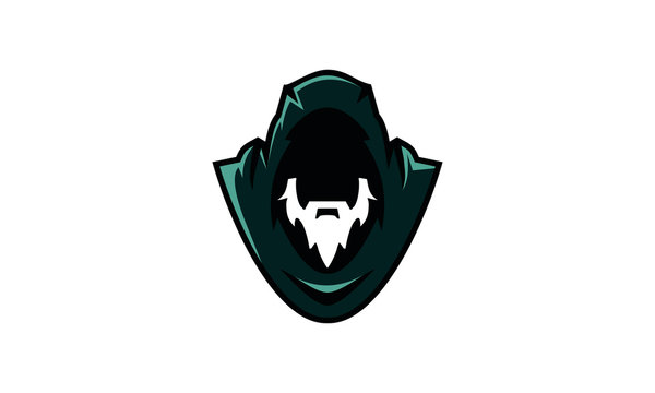 logo wizard vector