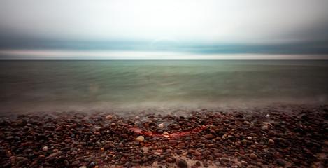 Panorama nad morzem