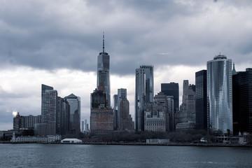 Foto op Aluminium Shanghai new york city