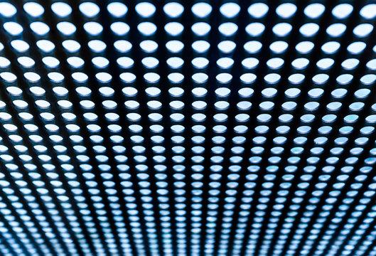 Full Frame Shot Of Illuminated Lighting Equipment