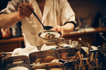 和食 おでん