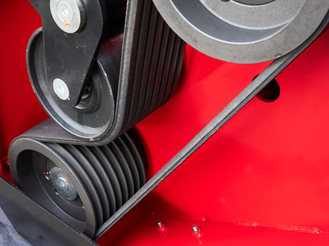 Image belt drive. Drive belt. Belting.