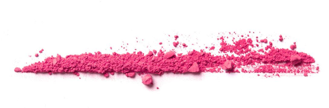 Make-up powder line