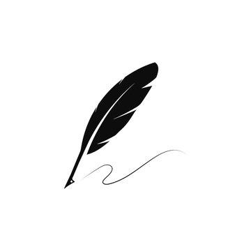 quill pen logo