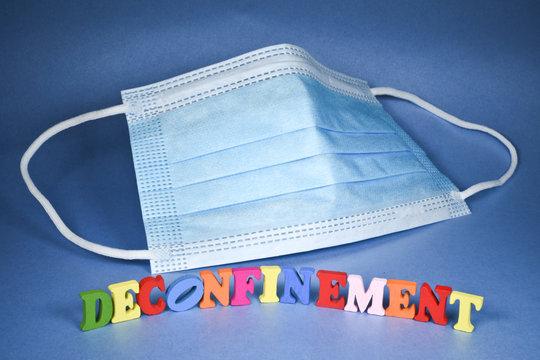 covid-19 coronavirus pandémie épidémie confinement déconfinement lockdown masque