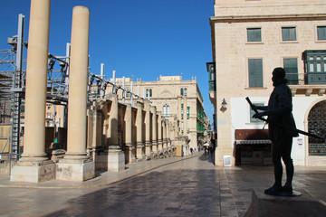 royal opera in valletta (malta)