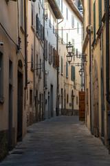 Wall Mural - Bibbiena, historic city in the Arezzo province