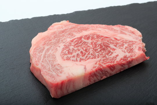 黒毛和牛 リブロースステーキ