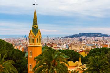 Foto op Plexiglas Barcelona BARCELONA