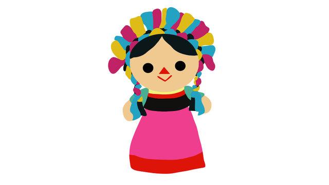 little girl maria