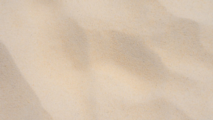 Wall Mural - Sand texture, beach sand background