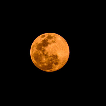 Pink super moon visible on April 7, 2020 and April 8, 2020