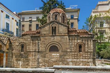 Wall Mural - Church of Panaghia Kapnikarea, Athens, Greece
