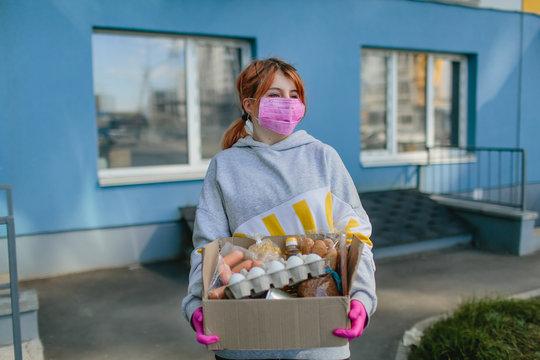 Safe Gloved Delivery