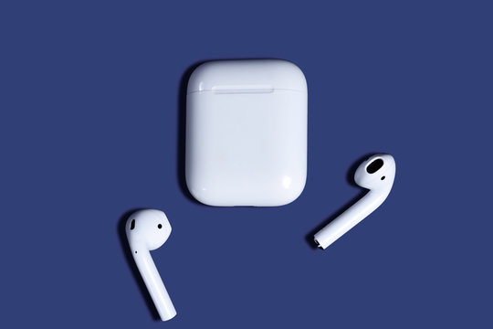 airpods product shoot