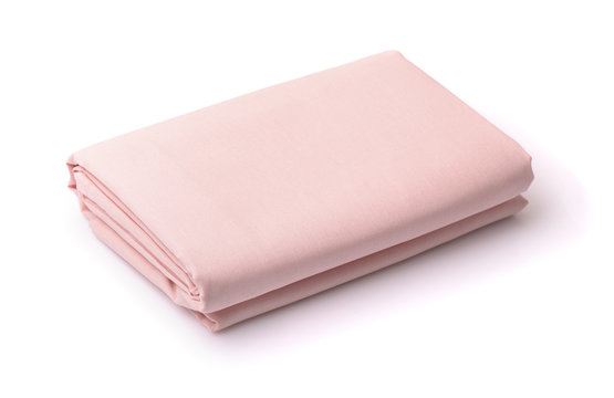 Folded bedding sheets