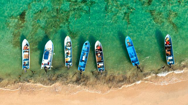 Lanchas Puerto Morelos