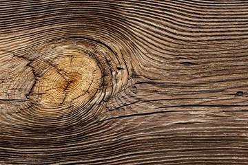 Fototapeta Stary drewniany dom, fragment ściany obraz