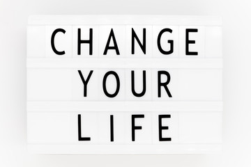 Motivational Inspirational Positive Phrases: Change Your Life