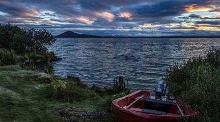 Myvatn lake, Iceland Highlands