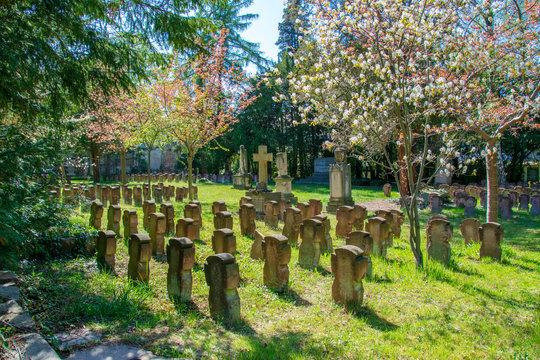 Taucherfriedhof I