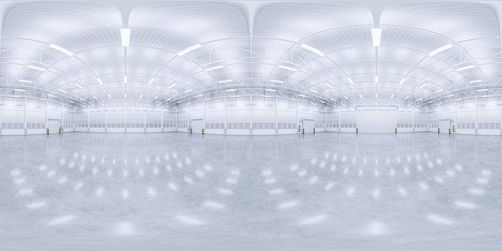 3d warehouse panorama