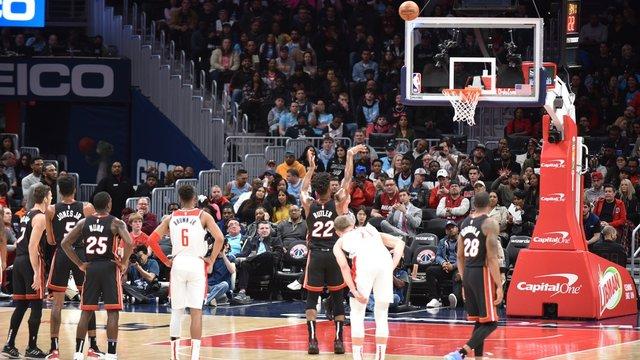 Washington Wizards v. Miami Heat 03 March 2020
