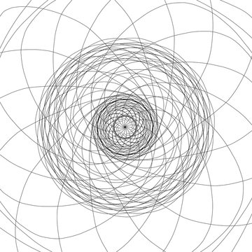kreis ring Hintergrund spiralle seele Atmosphäre etno batik psychedelisch
