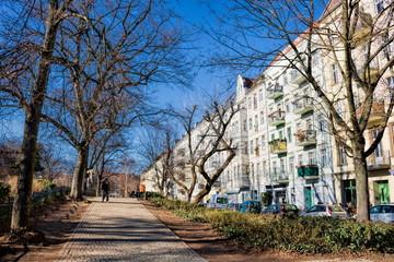 Fotomurales - berlin, deutschland - park am helmholtzplatz