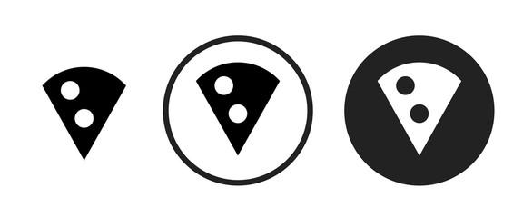 local pizza icon . web icon set .vector illustration