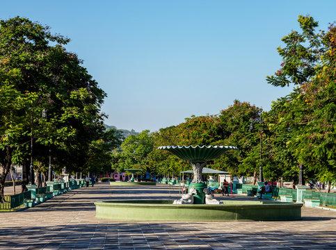 Alameda Park, Santiago de Cuba, Santiago de Cuba Province, Cuba