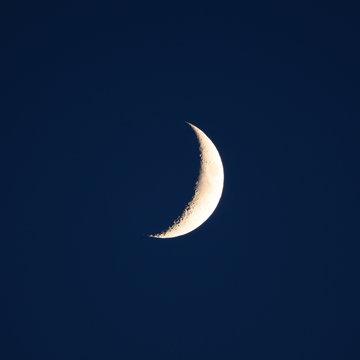 Sliver of Moon