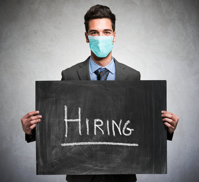 Hiring people duting coronavirus pandemic