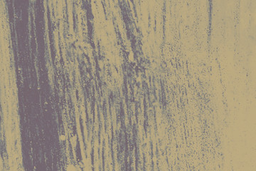 Old grunge wall of urban building with paint drips texture