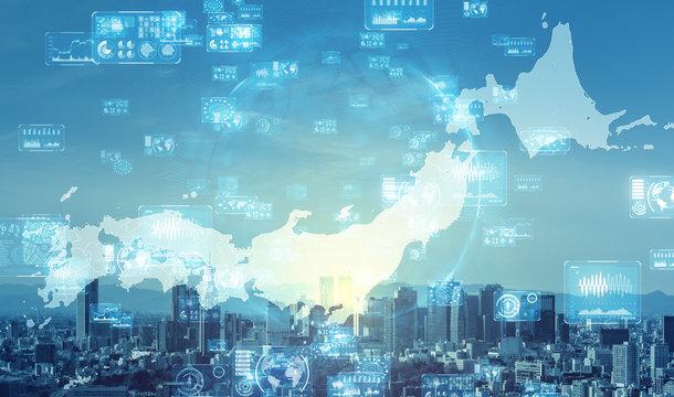 日本のネットワーク