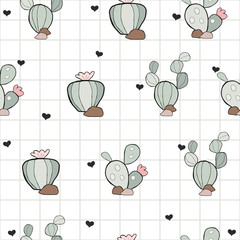 Autocollant pour porte Retro sign child pattern