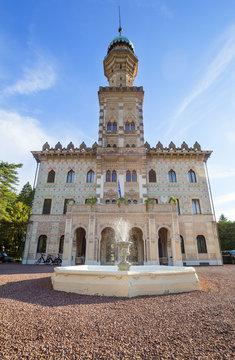 Luxury Villa Crespi on Lake Orta, Piedmont Italy