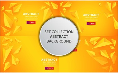 abstract geometric shape background banner design,can be used in cover design, poster, flyer, book design, social media template background. website backgrounds or advertising. Wall mural