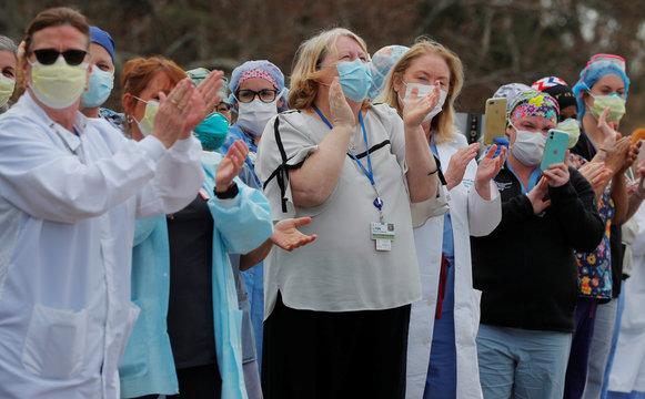 Outbreak of the coronavirus disease (COVID-19) in Massachusetts