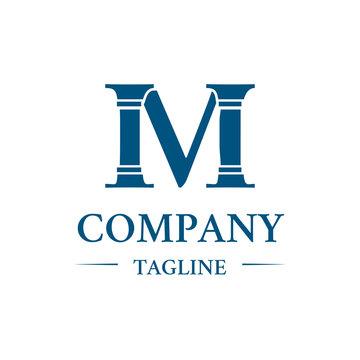 M Law Logo