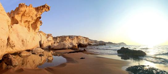 Papier Peint - playa almería mediterraneo andalucía IMG_0001-as20
