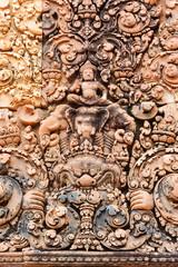 Banteay Srey Bas Reliefs
