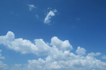 Sky and cloud 6 Fotobehang