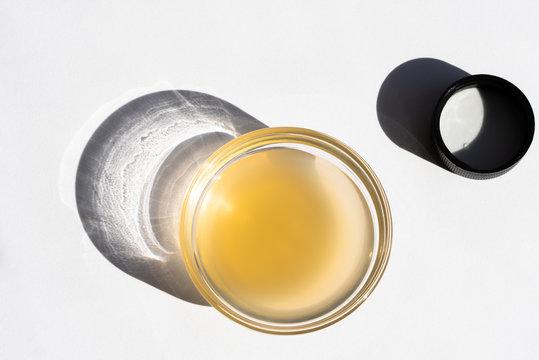 Apple Cider Vinegar in a Bowl